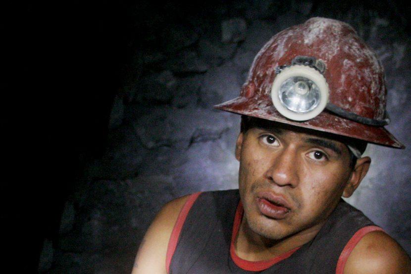 Življenje rudarja v Boliviji