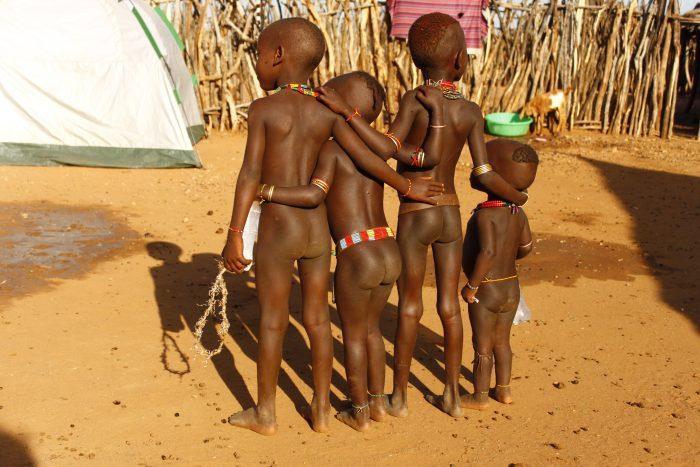 pleme Hamer, Etiopija