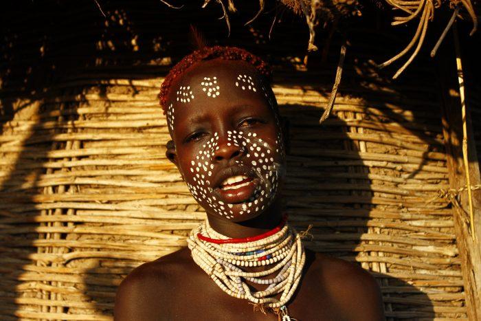 pleme Kari, Etiopija