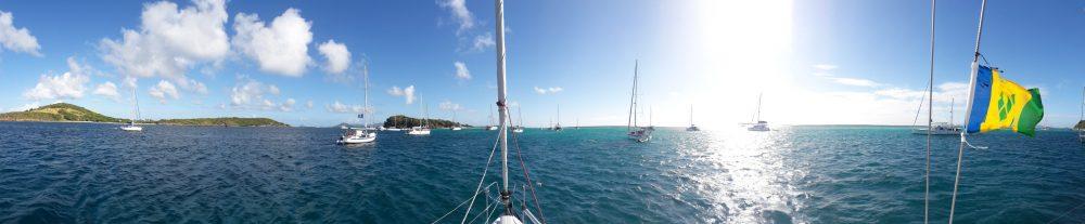 jadranje po južnih karibih