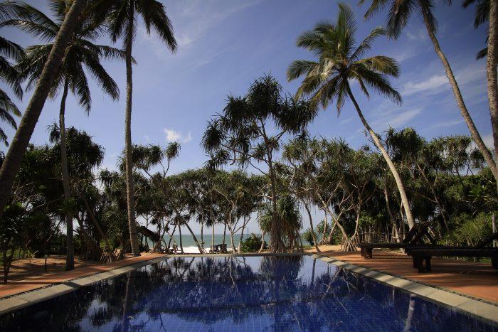 Sanjis hotel, Šrilanka