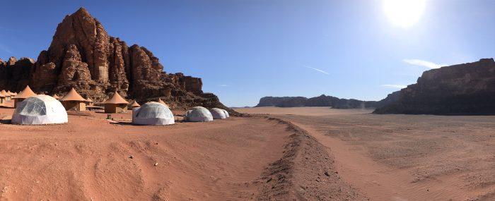 Memories Aicha Luxury Camp, Wadi Rum