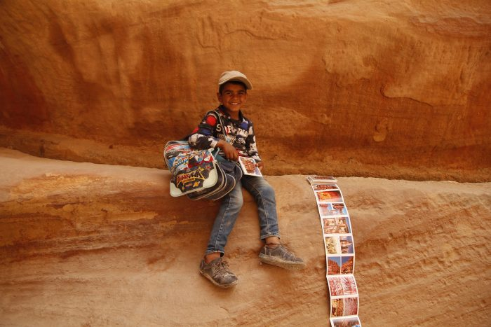 potovanje po Jordaniji