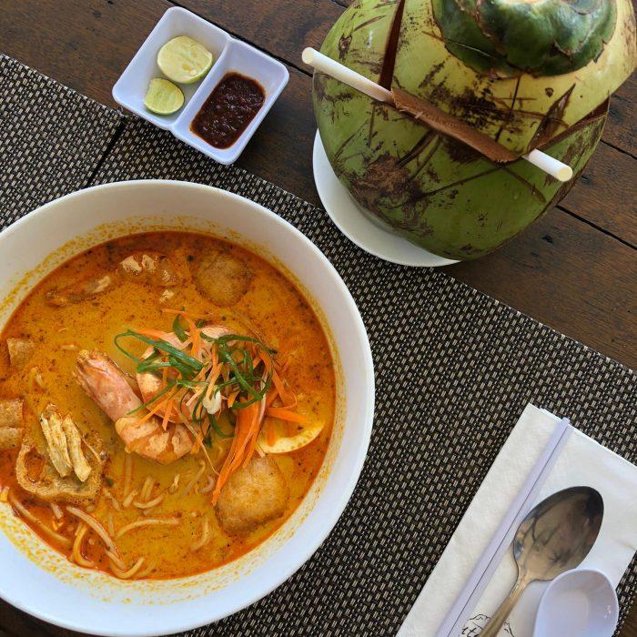 Malezija je azijska prestolnica odlične hrane. Laksa je ena izmed tradicionalnih jedi.
