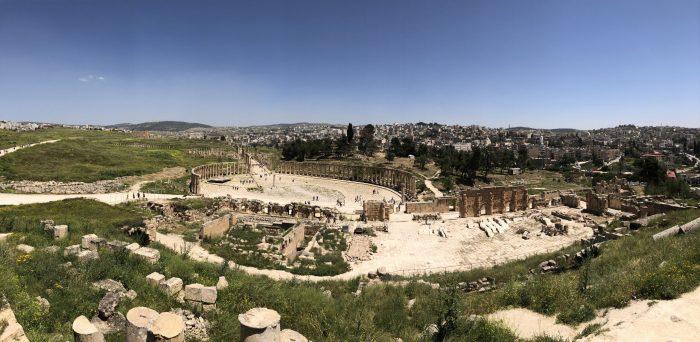 Jerash, Jordanija